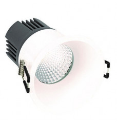 Downlight 703.21 Confort redondo WW Wide flood blanco con referencia 70321030-483 de la marca SIMON.